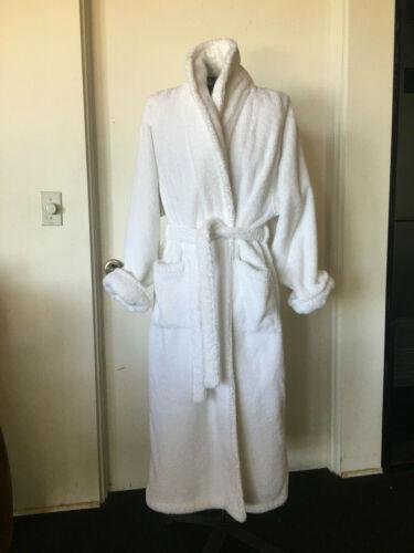 Paddimurphy Softies White Terry cloth Spa Robe