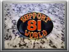"""Hells Angels supporto pin """"support 81 World"""""""