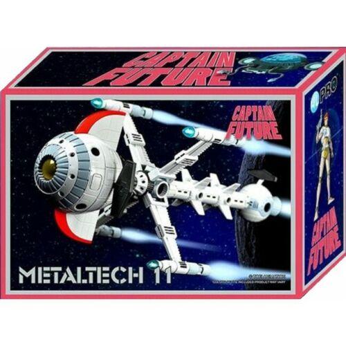 CAPTAIN FUTURE CAPITAINE FLAM CAPITAN FUTURO Comet METALTECH n.11 Die Cast