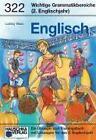 Englisch. Wichtige Grammatikbereiche. (2. Englischjahr) von Ludwig Waas (2009, Geheftet)