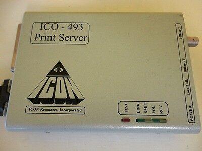 Spectradata MC20 Scan Control Box Spectra Data MC-20 Used Condition