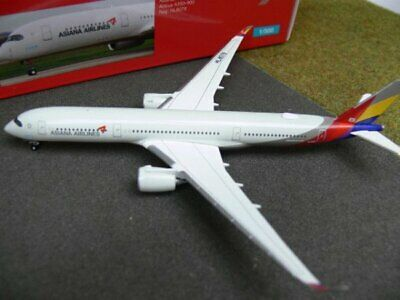 Herpa Wings 1:500  529983  Asiana Airlines Airbus A350-900 XWB HL8078 *