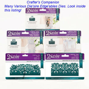 Crafter/'s Companion Die/'sire various Classiques Series of Thin Metal Dies