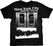 How To Make It in America New York City Eats Its Young Black HBO T-Shirt Tee