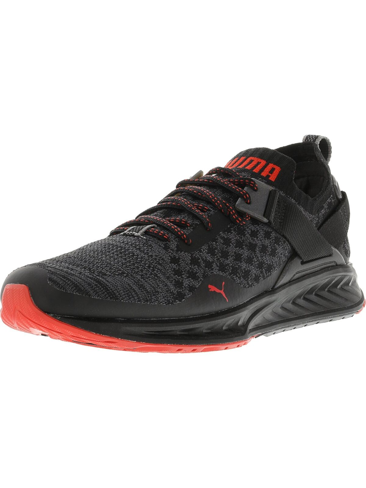 Puma Men's Ignite Evoknit Lo Pavement Ankle-High Running shoes