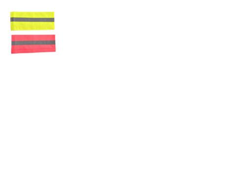 jaune ou rose réfléchissants et fluorescents cheval Equisafety nez//front//Rein Band