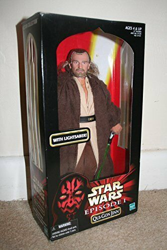 12  Star Wars Wars Wars Episode I Figure Set I   2 Qui-Gon Jinn 9dd416