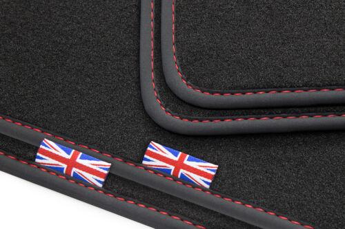 2002-2012 Exclusive Union Jack Fußmatten für Range Rover 3 III ab Bj
