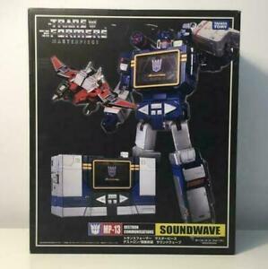 Transformers Masterpiece MP-13 Soundwave Destron Communication Action Figure Toy