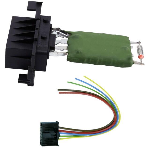 Heater Blower Motor Fan Resistor  U0026 Wiring Loom For Fiat