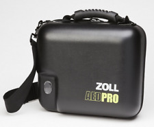 Zoll Aed Pro Molded Vinyl Carry Case With Spare Battery Compartment 8000 0832 01