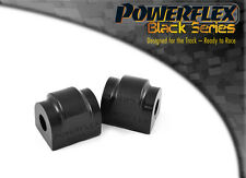 Powerflex BLACK Poly Bush For BMW E28 (5) E24 (6) Front Anti Roll Bar Mount 15mm