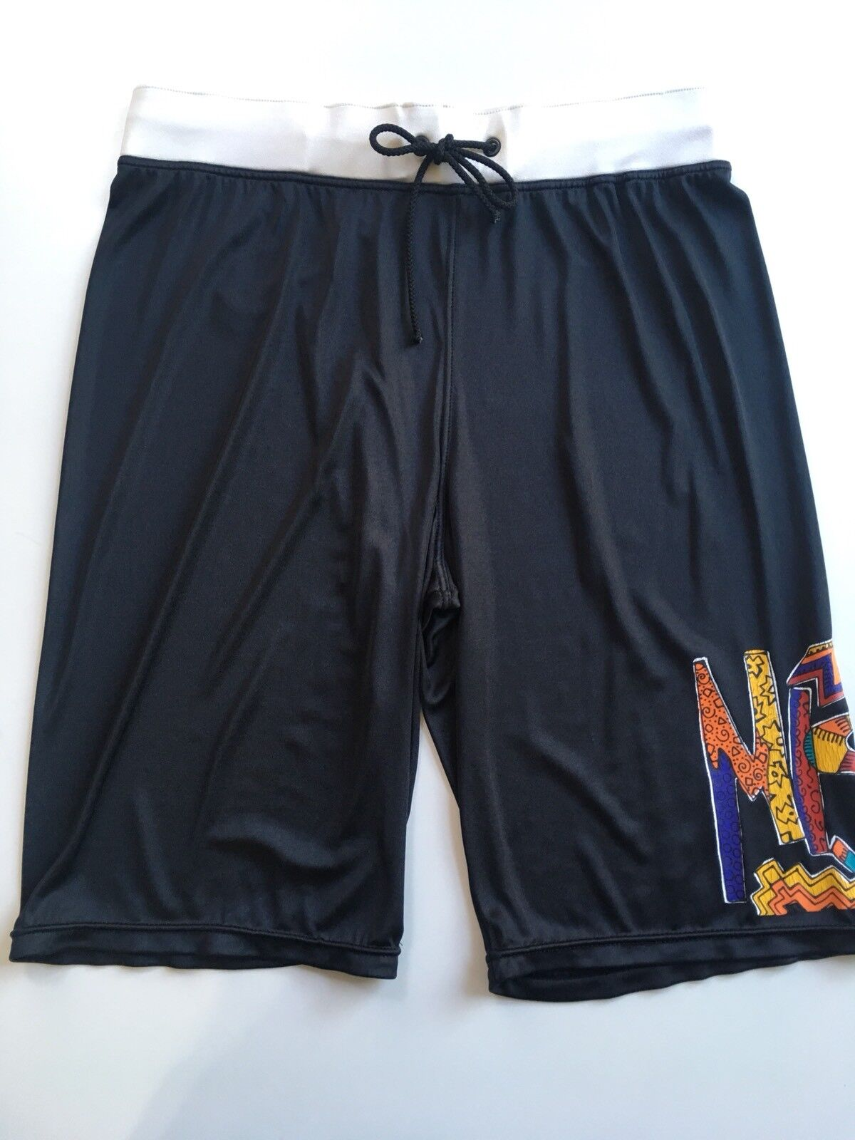 """1990s Missoni Mare Men's Swim Suit 30-34""""W made in"""