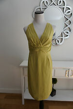 Boden Shift Dress 100% Silk Size UK 18 R US 14  R  NEW