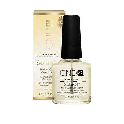 CND Creative Nail Design Solar Oil Nail & Cuticle Conditioner 0.25 oz