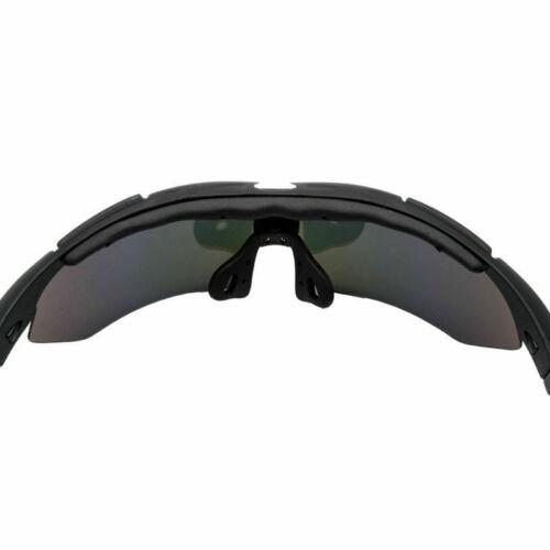 5 colours Sports glasses PRESCRIPTION INSERT protective interchangeable lenses