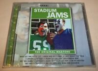 Stadium Jams - Original Masters By Various Artists (CD, 2005) New Unopened