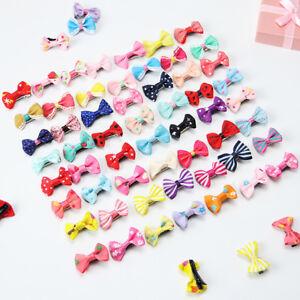 20pcs-New-Mini-Bow-Hairpins-Hair-Barrette-Kids-Cute-Baby-Girl-Headwear-Hair-Clip