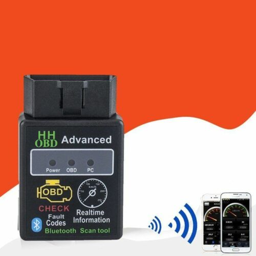 FORD CAR OBD2 ELM327 Bluetooth Scanner Android Torque Auto Diagnostic Scan Tool
