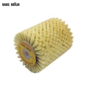 100-120-13mm-Tampico-Sisal-Polishing-Wheel-Brush-For-9741-Wheel-Sander-Annatto