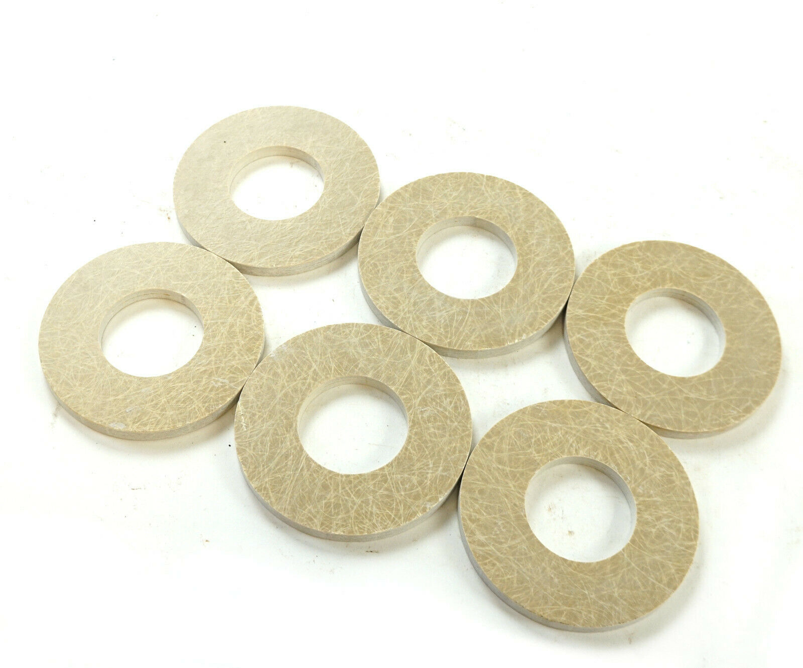 Furnace Fiberglass Flat Washers Lot 25PC