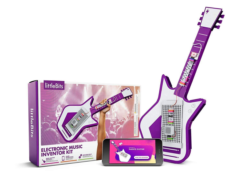 LittleBits inventor de música electrónica Kit TLB-680-0022 envío gratis
