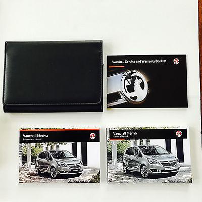 Vauxhall VIVA 2016 ALL MODEL Service Book New Blank Genuine