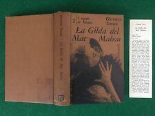 Giovanni TESTORI - LA GILDA DEL MAC MAHON Feltrinelli(1960) Libro Segreti Milano