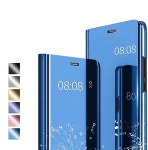 Cover-per-SAMSUNG-GALAXY-A40-A50-A70-Custodia-specchio-LIBRO-STAND-case-View