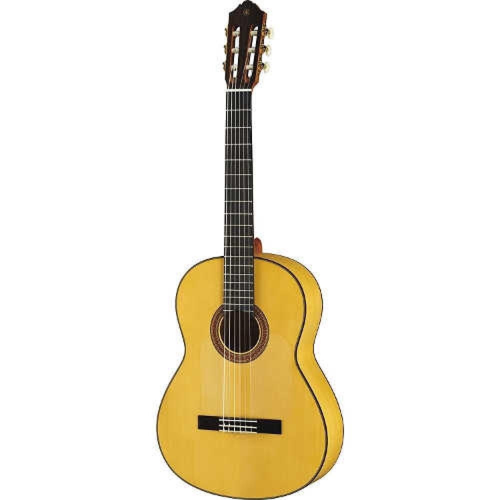 YAMAHA CG182SF Flamenco Guitar Golpe board Fast Shipping EMS From Japan