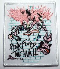 pink floyd the wall EMBROIDERED  PATCH IRON OR SEW