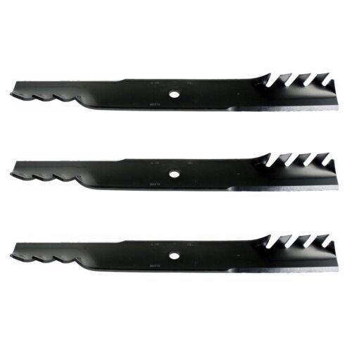 """3 USA Mower Blades® for Dixie Chopper 30227-60H 30227-60 60/"""" Deck"""