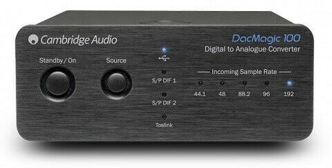 DacMagic 100, Cambridge Audio, Perfekt