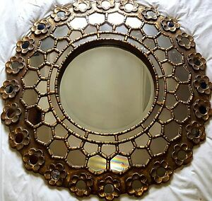 AgréAble Miroir Sakura D'art Style Vautrin