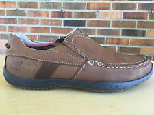 Timberland Earthkeepers men's slip on brown 72558 Size 8.5 M USA