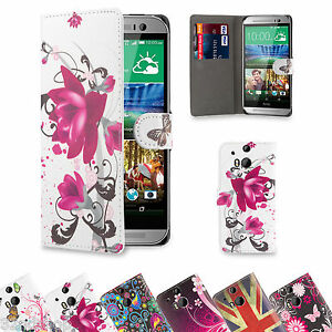 WALLET-FLIP-PU-LEATHER-CASE-COVER-For-HTC-DESIRE-C-FREE-SCREEN-PROTECTOR