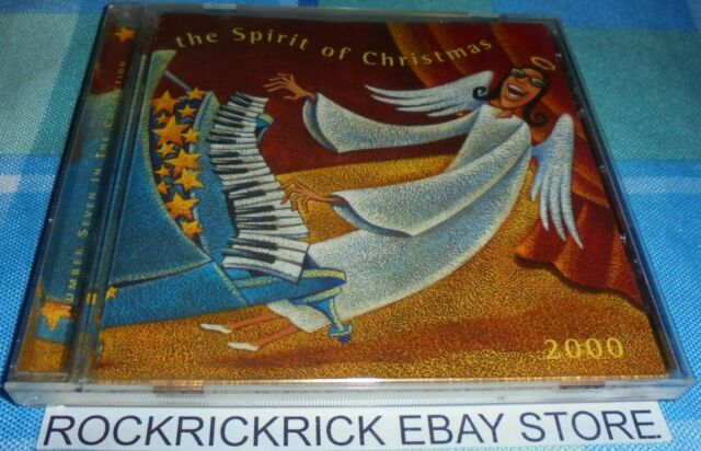 THE SPIRIT OF CHRISTMAS 2000 (NUMBER 7 IN THE COLLECTION) -14 TRACK CD- MGB06CD