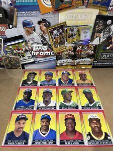NFL Card Lot X12 Class of 1990 Rare Inserts Cortez Kennedy Blair Thomas 🏈🔥