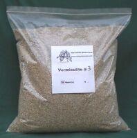 Horticultural Vermiculite No. 3 Size Fine 20 Quart Bag