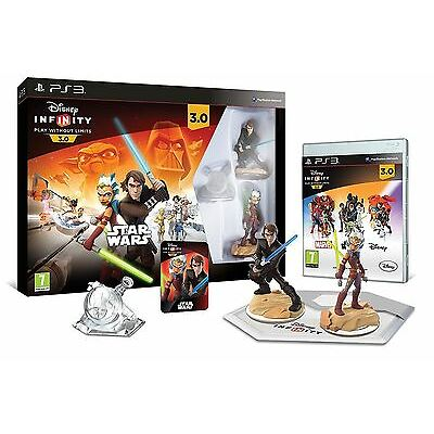 Disney Infinity 3.0 Star Wars Starter Pack PS3 Game New and Sealed
