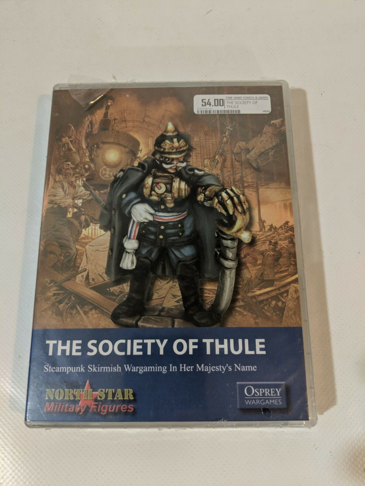 Osprey Wargames North Star Figures In Her Majesty's Name The Society of Thule