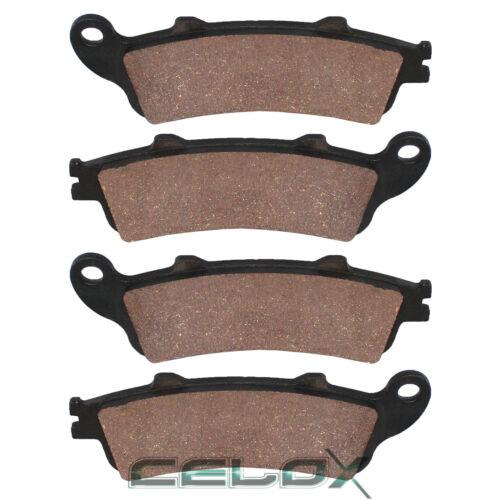 Front Brake Pads for Honda VTX1800C 2002 2003 2004 2005 2006 2007 2008
