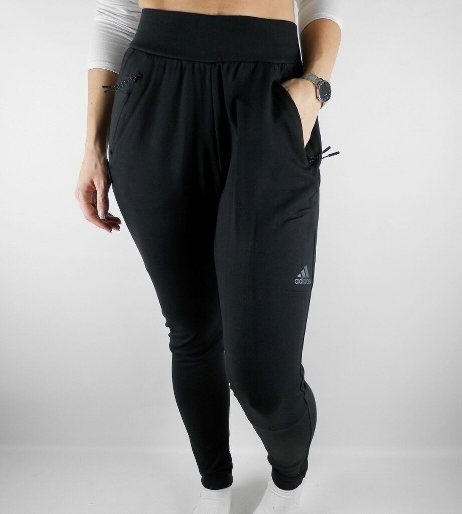 Adidas ZNE TAPP PANT Damen Tainingshose Laufhose  Fitness Hose Neu XS  | Verpackungsvielfalt