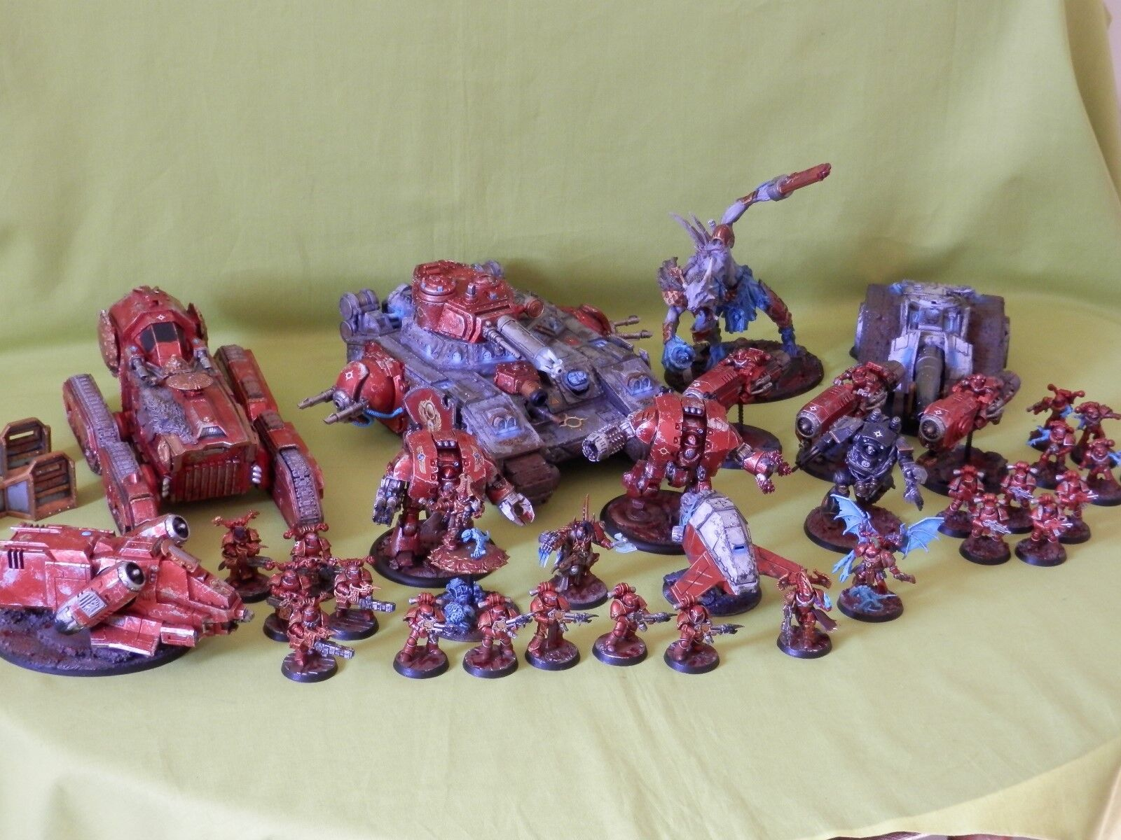 HORUS  HERESY THOUSAND SONS ARMY FORGE WORLD -  MANY UNITS TO CHOOSE FROM