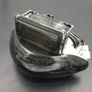 Smoke Tail Light For 03 06 Suzuki Gsxr1300 Hayabusa Gsx 600 750 600f 750f Katana Ebay