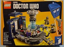 LEGO Ideas DOCTOR WHO 21304 11th 12th Dr Clara Dalek Minifigs BRAND NEW SEALED