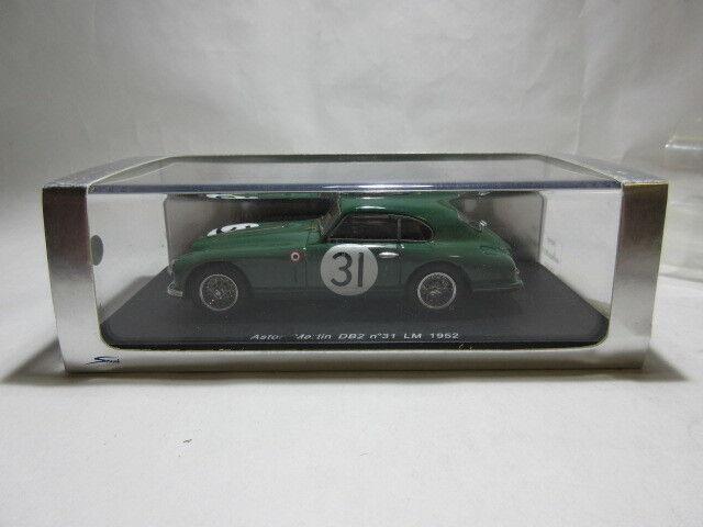 Spark 1 43 Aston Martin DB2  31 Le Mans 1952 S0595
