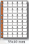 10-fogli-UNI-MasterPhil-rinforzati-sistemare-collezione-monete-in-raccoglitore miniatura 4