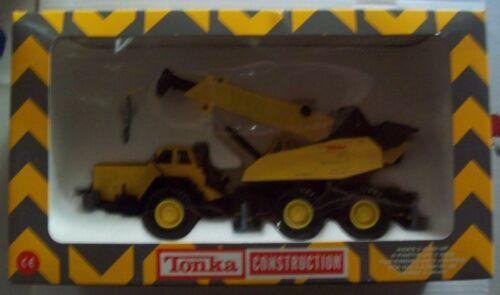 TONKA Camion articolato con Gru  scala 1//50