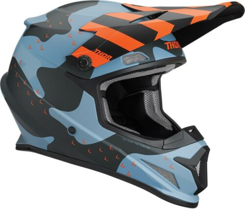 Thor Sector Helmet Adult /& Youth Sizes Motocross Dirt Bike Offroad MX ATV UTV